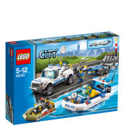LEGO City Police: Police Patrol (60045)