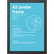 Black Frame A2
