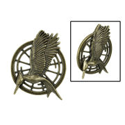 The Hunger Games Catching Fire Mockingjay Pin