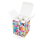 Compagnie De Provence Discovery Box of Liquid Soaps (4x50ml)