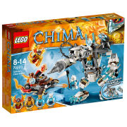 LEGO Chima: Icebite's Claw Driller (70223)