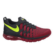 Nike Men's Fingertrap Max NRG Training Shoes - Gym Red/Black/Volt Green