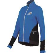 Santini Mearesy Women's Thermofleece Jersey - Azure Blue