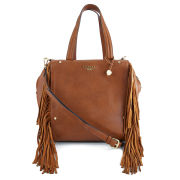 Fiorelli Women's Asher Large Grab Bag - Tan Fringe