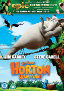 Horton Hears a Who! (Includes Epic Activity Bonus Disc)
