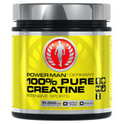 PowerMan 100% Pure Creatine