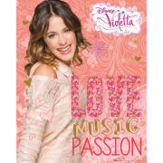 Violetta Passion - Mini Poster - 40 x 50cm