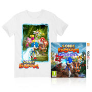 Sonic Boom: Shattered Crystal with FREE T-Shirt (Small)