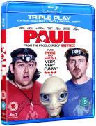 Paul - Triple Play (Includes DVD, Blu-Ray and Digital Copy)