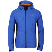 Craghoppers Men's Bear Grylls Shell Jacket - Text Blue/Black