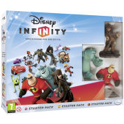 Disney Infinity: Starter Pack - 3DS
