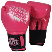 MMA Elite Men's Sparring Gloves Kit - Pink