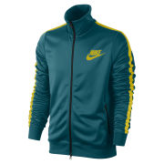 Nike Men's Tribute Track Jacket - Green