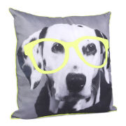 Malini Bow Wow Print Cushion