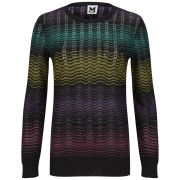 M Missoni Women's Knitted Jumper - 013 Nero