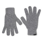 Paul Smith Accessories Men's Bright Day Gloves - Grey