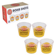 Bombs Away Shot Cups