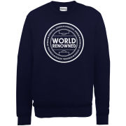 Football Manager World Renowned Badge Men's Sweatshirt