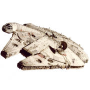 Hot Wheels Elite Star Wars Return of the Jedi Millenium Falcon Model