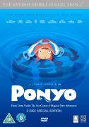 Ponyo 2 disc edition