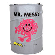 Mr Men - Mr Messy Pop-Up Car Bin