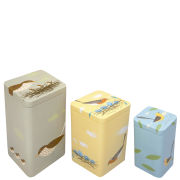 Birdy Set of 3 Storage Tins
