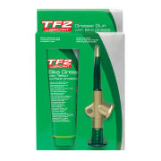 Weldtite Grease Gun & Bike Grease with Teflon® (Tube 150ml)