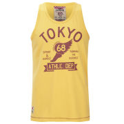 Tokyo Laundry Men's Beaver Point Vest - Yolk Yellow