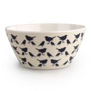 Anorak Kissing Robins Melamine Bowl