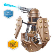 Doctor Who Dalek Patrol Ship & Figure Set