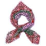 Marc by Marc Jacobs Women's De-Lite Dot Scarf - Cheek Pink