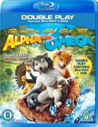 Alpha and Omega (Bevat Blu-Ray en DVD Copy)