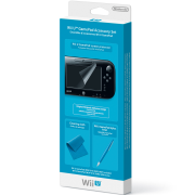 Wii U GamePad Accessory Set