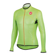 Castelli Men's Sottile Due Cycling Jacket