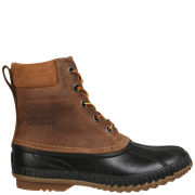 Sorel Men's Cheyanne Full Grain Boots - Tan/Black