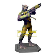 Gentle Giant Star Wars Rebels Zeb Maquette