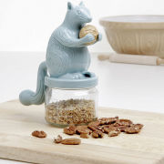 Squirrel Nut Grinder - Grey
