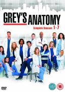Grey's Anatomy - Seasons 1-7