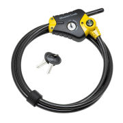 Master Lock Python Adjustable 180cm x 10mm Cable Bicycle Lock