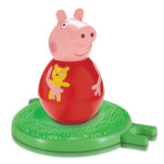 Peppa Pig Weebles Wobbly Figure and Base