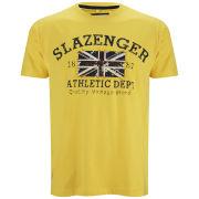 Slazenger Men's Hughes T-Shirt - Amber