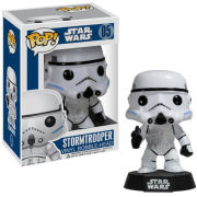 Star Wars Stormtrooper Funko Pop! Bobblehead Figuur