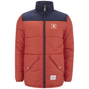 Supremebeing Men's Fortress Jacket - Red