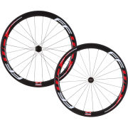 Fast Forward F4R Tubular Wheelset DT Swiss 240S Hubs - Black