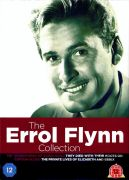 Golden Age Collection: Errol Flynn (Adventures of Robin Hood / They Died with Their Boots On / Captain Blood / The Private Lives of Elizabeth and Essex)