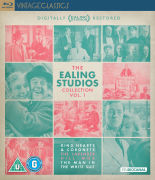 The Ealing Studios Boxset: Kind Hearts and Coronets (80 Years of Ealing) / The Lavender Hill Mob (60th Anniversary) / The Man in the White Suit - Digitally Remastered