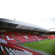 Family Tour of Anfield Stadium