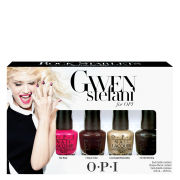 OPI Gwen Stefani Mini Pack - Rock Starlet Minis