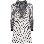 Marc by Marc Jacobs Women's Mini Dress with Collar - Agave Nectar Multi