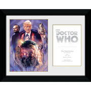 Doctor Who 3rd Doctor Jon Pertwee - 30 x 40cm Collector Prints
